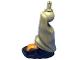 Part No: gal22  Name: Galidor Limb Leg Nick, Bottom Section with Black Shoe