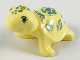 Part No: 11603pb04  Name: Turtle, Friends / Elves with Metal Blue Eyes and Spots Pattern