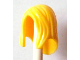 Part No: 12890  Name: Minifigure, Hair Female Long Straight