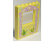 Part No: 15627pb009  Name: Panel 1 x 6 x 6 with Window with Pink Arch, Bubbles and Sea Grass Pattern (10723)