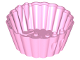 Part No: 72024  Name: Container, Cupcake / Muffin Cup 8 x 8 x 3