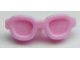 Part No: 93080l  Name: Friends Accessories Glasses, Oval Shaped with Pin