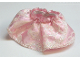 Part No: dupskirt05  Name: Duplo, Figure Wear & Utensil Cloth Skirt with White Butterflies Pattern (Set 4828)