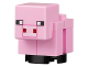 Part No: minepig02  Name: Minecraft Pig, Baby
