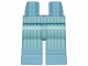 Part No: 970c00pb0136  Name: Hips and Legs with Vertical Light Aqua Stripes Pattern