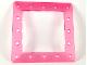 Part No: clikits069  Name: Clikits Frame, Square with 16 Holes