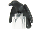 Part No: 13665  Name: Minifigure, Headgear Accessory Plume Bird (Crow)