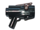 Part No: 15391c02  Name: Minifigure, Weapon Gun, Mini Blaster / Shooter with Reddish Brown Trigger (15391 / 15392)