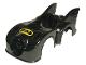 Part No: 17317pb01  Name: Duplo Car Body Batmobile with Batman Logo Pattern