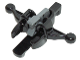 Part No: 20105c01  Name: Minifigure, Weapon Crossbow with Mini Blaster / Shooter with Dark Bluish Gray Trigger (20105 / 15392)