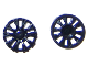 Part No: 24308b  Name: Wheel Cover 10 Spoke Y Shape - for Wheel 18976