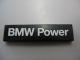 Part No: 2431pb127  Name: Tile 1 x 4 with  'BMW Power' Pattern (Sticker) - Set 8461