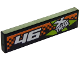 Part No: 2431pb452L  Name: Tile 1 x 4 with '46' and Xtreme Logo Pattern Model Left (Sticker) - Set 60146