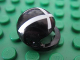 Part No: 2446pb25  Name: Minifigure, Headgear Helmet Motorcycle (Standard) with White 'X' Pattern