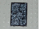 Part No: 2494px1  Name: Glass for Window 1 x 4 x 5 with Classroom Blackboard Pattern