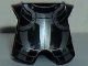 Part No: 2587pb27  Name: Minifigure, Armor Breastplate with Leg Protection, Kingdoms Silver Pattern