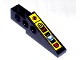 Part No: 2744pb003  Name: Technic Slope Long with Controls and Light Pattern (Sticker) - Set 8480