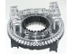 Part No: 2856c02  Name: Technic, Turntable Large Type 1 with Trans-Clear Top