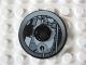 Part No: 2958pb047  Name: Technic, Disk 3 x 3 with Machinery Pattern 4 (Sticker) - Set 4504