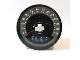 Part No: 2958pb074  Name: Technic, Disk 3 x 3 with Speedometer Pattern (Sticker) - Set 10269
