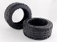 Part No: 2997  Name: Tire 81.6 x 34 ZR Technic Straight Tread