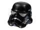 Part No: 30408px5  Name: Minifigure, Headgear Helmet SW Stormtrooper, Shadow Trooper Pattern