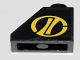Part No: 3040pb006L  Name: Slope 45 2 x 1 with Helicopter Logo Left Pattern (Sticker) - Set 8485