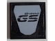 Part No: 3068bpb1310  Name: Tile 2 x 2 with Groove with 'R1200 GS' Pattern (Sticker) - Set 42063