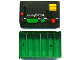 Part No: 32021  Name: Code Pilot - Brick Top with Green Battery Holder
