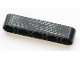 Part No: 32316pb028  Name: Technic, Liftarm 1 x 5 Thick with Silver and Black Tread Plate Pattern (Sticker) - Set 42043
