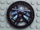 Part No: 32349pb01  Name: Technic, Disk 5 x 5 Ninja Pattern