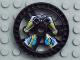 Part No: 32351pb01  Name: Technic, Disk 5 x 5 Scout Pattern