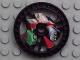 Part No: 32352pb01  Name: Technic, Disk 5 x 5 Fuel Pattern