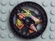 Part No: 32355pb01  Name: Technic, Disk 5 x 5 Driller Pattern