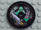Part No: 32360pb01  Name: Technic, Disk 5 x 5 Laser Pattern