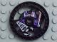 Part No: 32363pb01  Name: Technic, Disk 5 x 5 Grab Pattern
