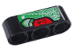 Part No: 32523pb07  Name: Technic, Liftarm 1 x 3 Thick with Green Display Screen Pattern (Sticker) - Set 8354-1