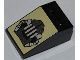 Part No: 3298pb051  Name: Slope 33 3 x 2 with Batman Tumbler Mechanical Pattern (Sticker) - Set 76001