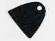 Part No: 37046  Name: Minifigure, Cape Cloth, Straight Bottom with Single Top Hole (Juniors) - Spongy Stretchable Fabric