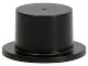 Part No: 3878  Name: Minifigure, Headgear Hat, Top Hat