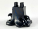Part No: 41613pb01  Name: Minfigure, Lower Body with Tentacles, Dark Blue Lines Pattern