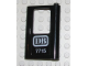 Part No: 4182pb020  Name: Door 1 x 4 x 5 Train Right with 'DB 7715' Pattern (Sticker) - Set 7715