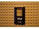 Part No: 4182pb026  Name: Door 1 x 4 x 5 Train Right with Dutch NS '7722' Pattern (Sticker) - Set 7722