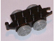 Part No: 4195c03  Name: Duplo, Train Base 2 x 4 with Light Bluish Gray Wheels