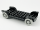 Part No: 4362c01  Name: Fabuland Car Chassis 12 x 6 New (no Hitch)