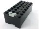 Part No: 4760c00  Name: Electric 9V Battery Box Small Without Battery Cover