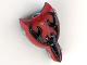 Part No: 50659c01pb01  Name: Large Figure Torso KK with Vladek, Lord Pattern - Series 2 - Black Scorpion Relief