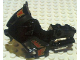 Part No: 52035pb05  Name: Motorcycle Fairing, City with Red and Yellow Flames Pattern on Both Sides (Stickers) - Set 7993