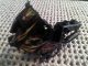 Part No: 52035pb07  Name: Motorcycle Fairing, City with Red and Yellow Flames and Number 13 Pattern (Stickers) - Set 8896