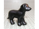 Part No: 6201px1  Name: Dog, Belville, Standing with Orange Eyes and Eyebrows and White Nose Pattern